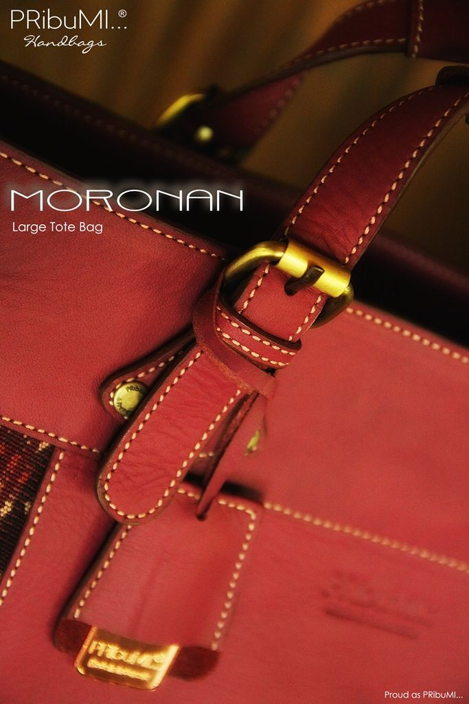 MORONAN Large Tote Bag by PRibuMI...®