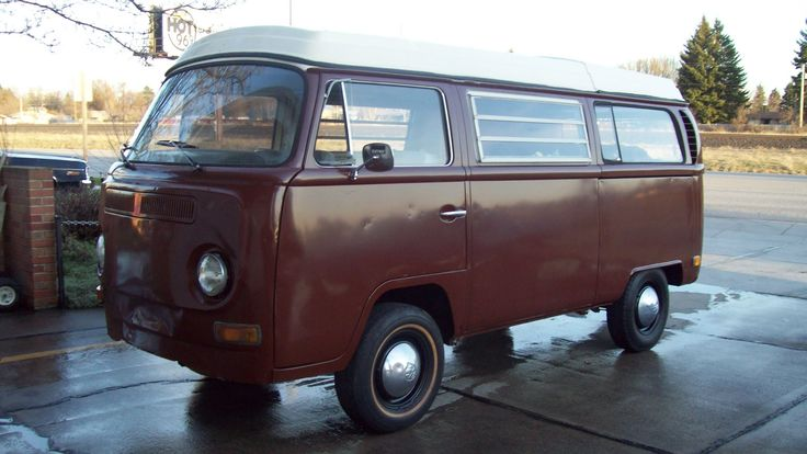 1970 Volkswagen Westfalia camper bus for Sale! - $2,950 - YouTube