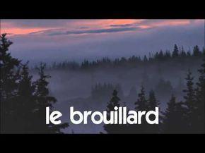 Fransızca Kelimeler Öğrenme # Vocabulary - YouTube