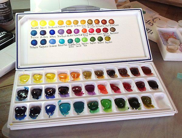 A great Watercolor Online Workshop for Beginners  #watercolor  #workshop