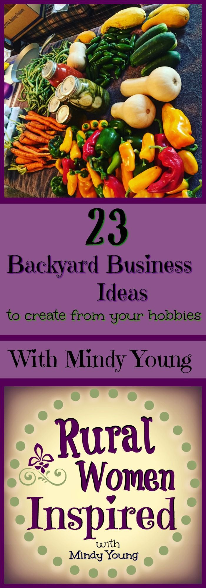 23 Backyard Business Ideas For You To Create From Hobbies