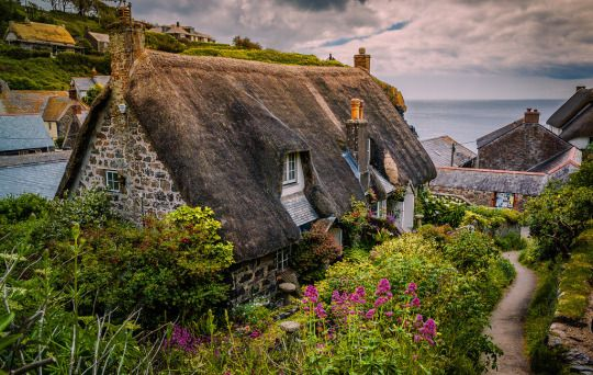Cadgwith, Cornwall by helmuthess on Flickr.