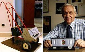 Jorge Reynolds Pombo, ingeniero colombiano, conocido mundialmente por haber inventado en 1958 el primer marcapasos http://melanimsas.blogspot.com.co/2016/07/jorge-reynolds-pombo-ciencia-colombiana.html