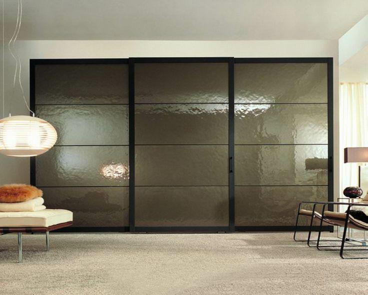 LA FALEGNAMI - Door frame - Glass pietralucida