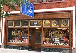 Merz Apothecary - Original Lincoln Square Location  4716 N Lincoln Avenue  Chicago, IL 60625  773.989.0900