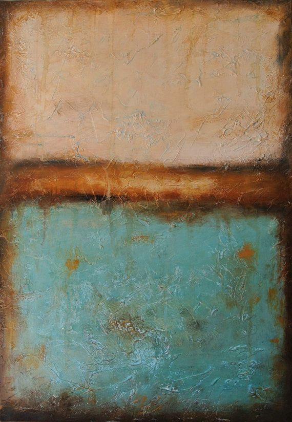 Abstract Painting  Large Oil Painting  Urban Art by RomanArtStudio, $249.00