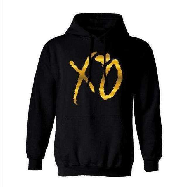 New XO Unisex Hoodie The Weeknd Inspired collection S-3XL