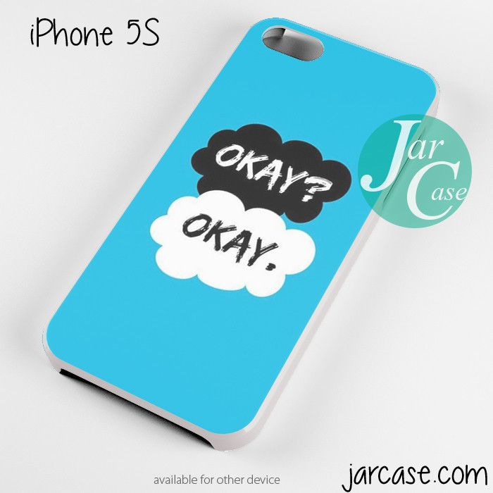 the fault in our stars Phone case for iPhone 4/4s/5/5c/5s/6/6 plus
