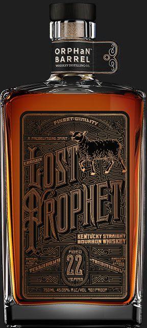Lost Prophet Kentucky Straight Bourbon Whiskey - Orphan Barrel #whiskey #bourbon