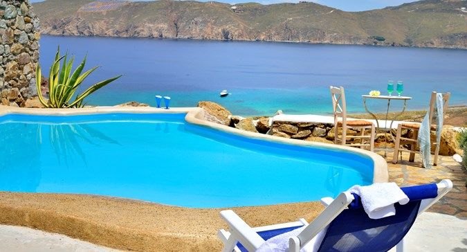 Aiolos Villas - Vacation Home in Mýkonos