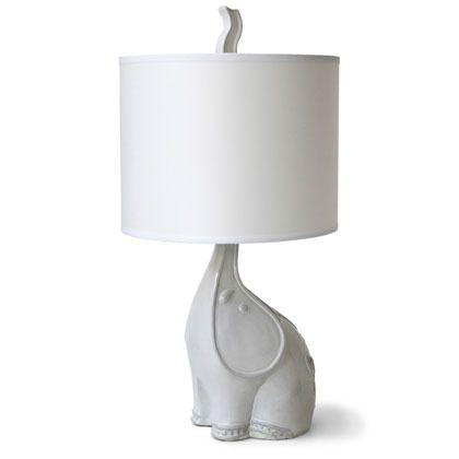 JONATHAN ADLER : utopia elephant lamp