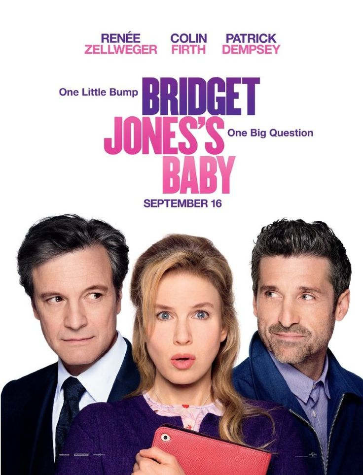 Bridget Jones's Baby. 'Sometimes you love a person just because he feels like home.'