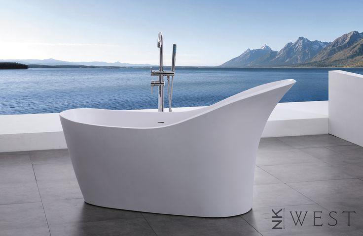 30 best Euro Bath & Tile images on Pinterest | Bathroom, Half ...