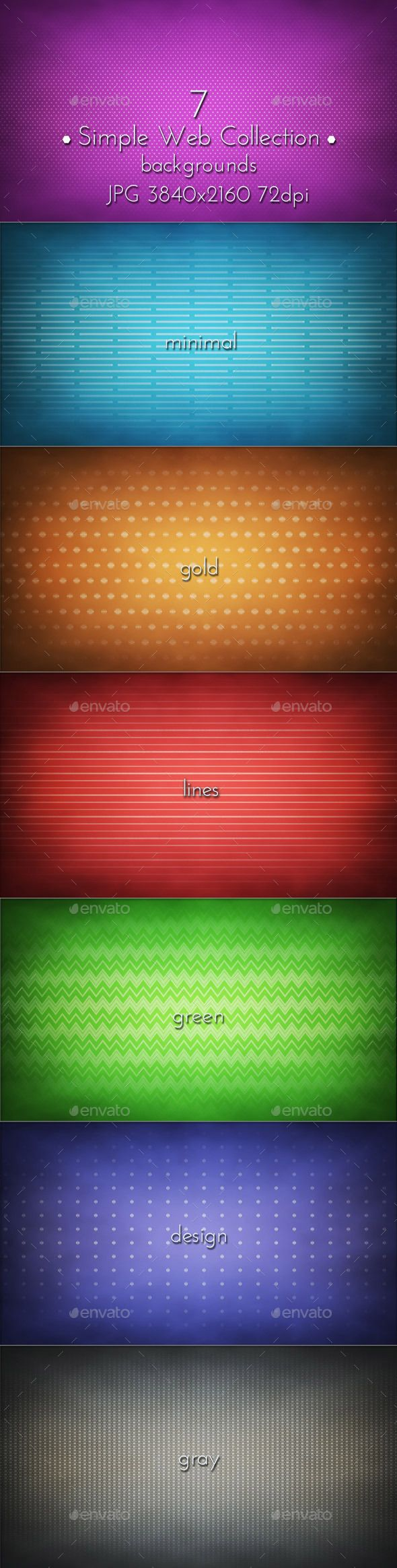 Simple Web Backgrounds by cinema4design. #design #backgrounds