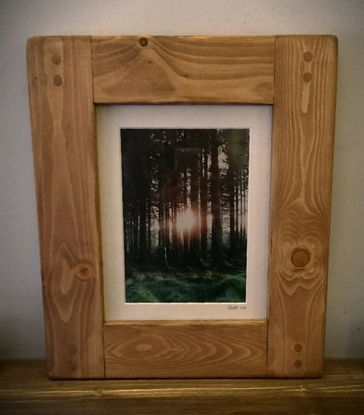 11 Best Wooden Picture Frames Handmade by Marc Wood Joinery In