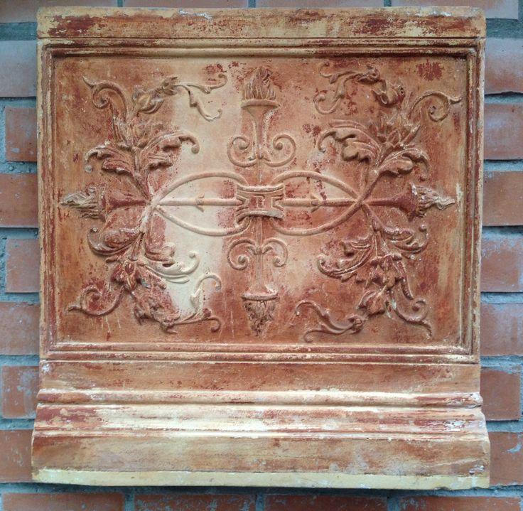 Terracotta palazzo Albergati