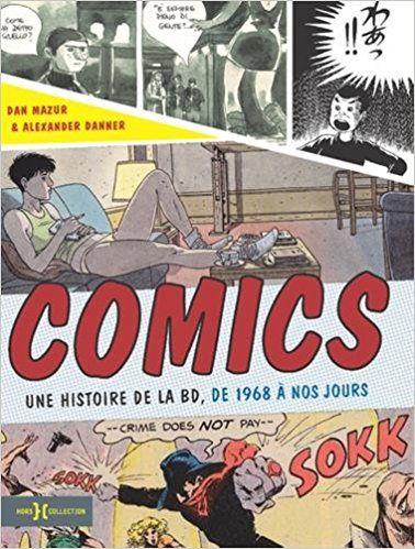 Comics - Alexander DANNER, Dan MAZUR