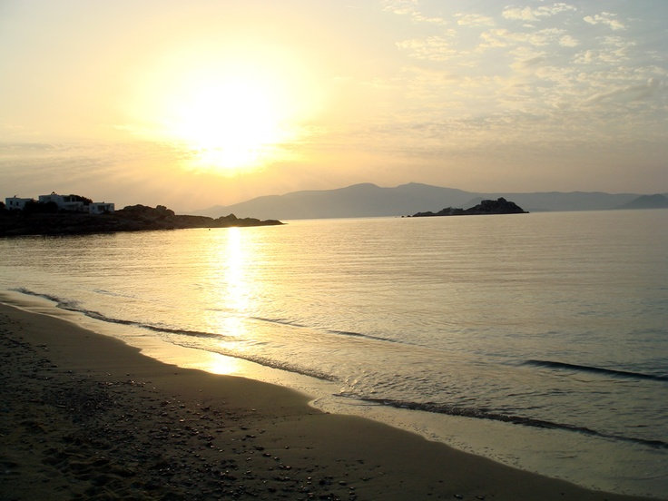 Mikri Vigla, Naxos Island, Cyclades