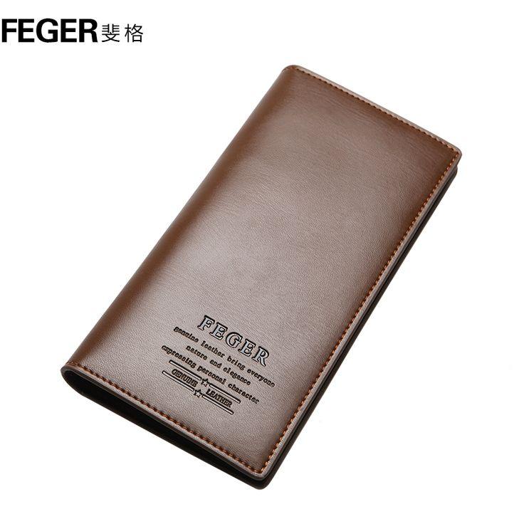 Мужской бумажник долго дизайн коровьей мужской бумажник многофункциональный коммерческий бумажник случайные карты держатель карты случае