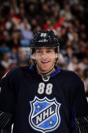Patrick Kane: Team: Chicago Blackhawks  Age: 24  Hometown: Buffalo, NY
