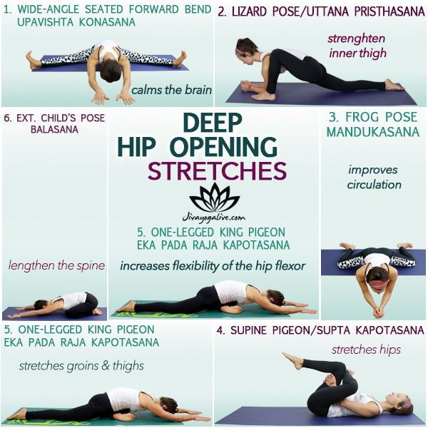 11++ Yoga poses for tight hips trends