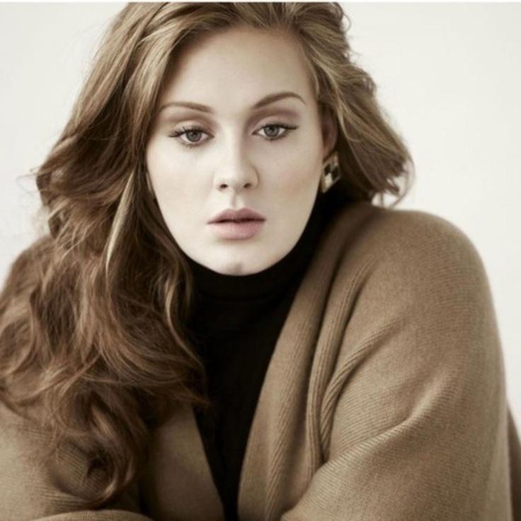 Always Listening Adele photos, Girl hairstyles