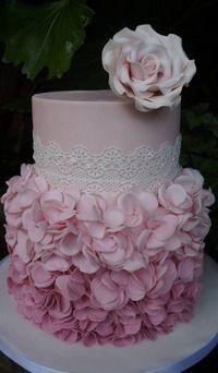 МК-ы по Украшению боковых сторон торта How_to_decorate_cake borders - Мастер-классы по украшению тортов Cake Decorating Tutorials (How To's)...