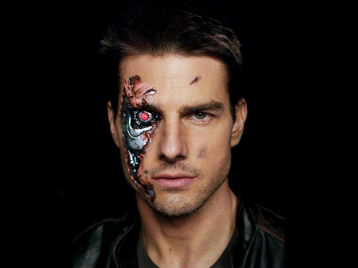 #manipulation #terminator #face #android #tutorial