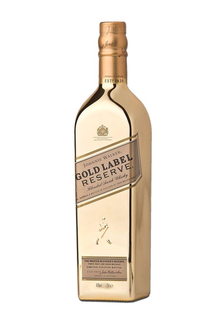 Aedição limitada de ouro Gold Label Reserve de Johnnie Walker é feita a partir da reserva pessoal de barris da destilaria de Clynelish, pertencente ao famoso master blender da marca, Jim Beveridge. Cheio de luxuosidade, o Whisky tem um equilíbrio suave de frutas doces cremosas, notas de Mel, toques defumados e ondas amadeiradas. Seu teor alcoólico é de 40%. A marca escocesa Johnnie Walker, produzida no Condado de Ayrshire desde 1820, possui anualmente mais de 130 milhões de garrafas…