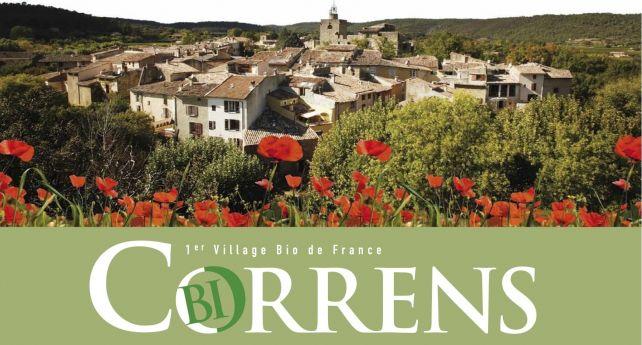 14ème Fête de la Bio et du Naturel à Correns (83) 1er village bio de France | BIO CONSOM'ACTEURS