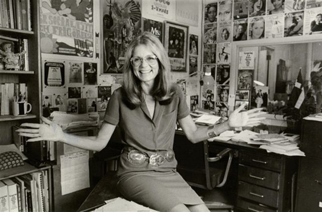 The Rules of Style by Gloria Steinem - Man Repeller