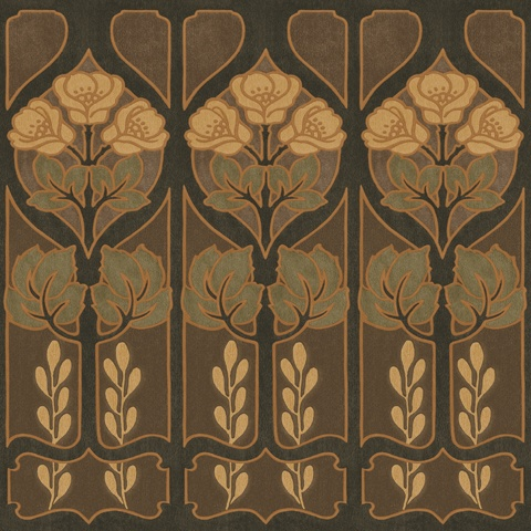Arts Crafts And Art Nouveau Share An Interest In