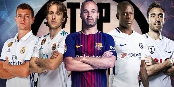 10 Best 2019 Midfielder In The World Right Now Latest Update