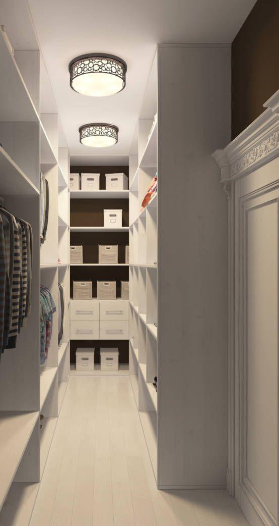 Pequenos closets, grandes soluções!  https://www.homify.pt/livros_de_ideias/32658/pequenos-closets-para-a-sua-casa  #closet #ideias #soluções #homify