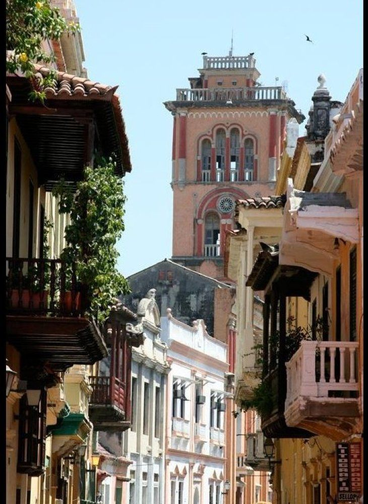Cartagena, Colombia- This South American spot has long been a favorite for well-heeled explorers. Now it's luring an even wider group of travelers, attracted by artsy boutique hotels opened by fashion designers and plazas overflowing with galleries and museums.