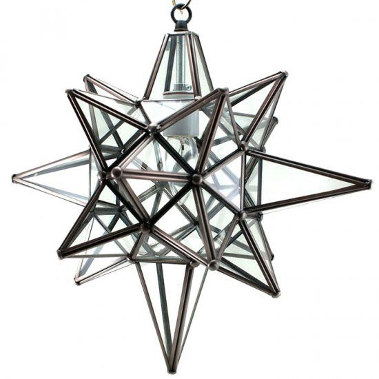 43 best moravian star images on pinterest star lights leaded overview details why we love it moravian stars pendant lights are super mozeypictures Image collections