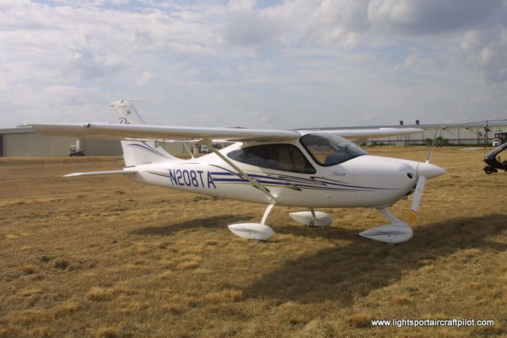light aircraft   ... aircraft images, Light Sport Aircraft Pilot newsmagazine aircraft