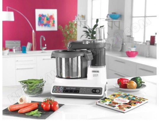 Robot culinaire chauffant KENWOOD CCL405WH kCook Multi