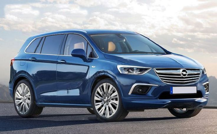 2018 Opel Zafira Redesign And Performance