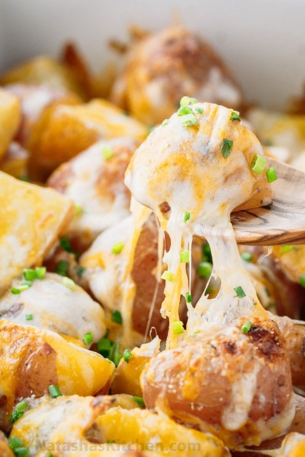 recipe: cheesy cowboy potatoes recipe [34]