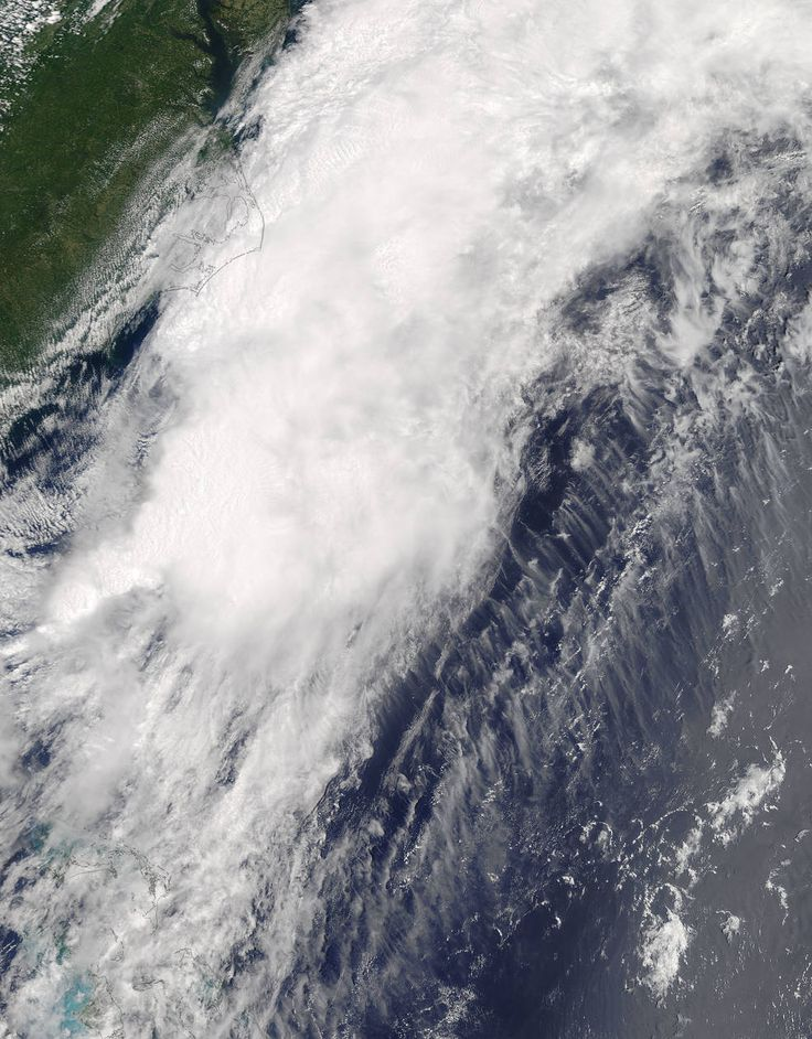 June 8, 2016 Colin (was TD3) - North Atlantic Ocean/Gulf of Mexico NASA Sees Post-Tropical Storm Colin Headed into History