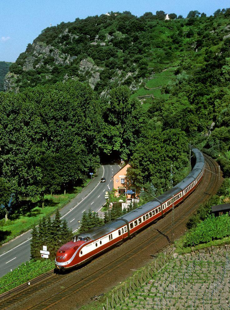 Trans Europ Express