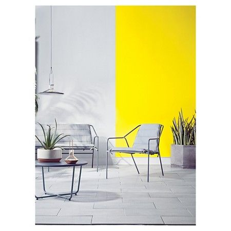 Outdoor Side Table Gray - Modern by Dwell Magazine : Target
