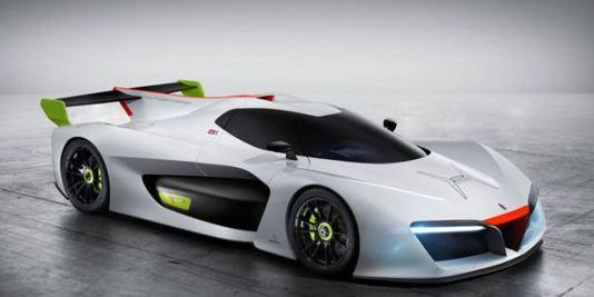 Pininfarina H2 Speed – Une voiture de course écologique