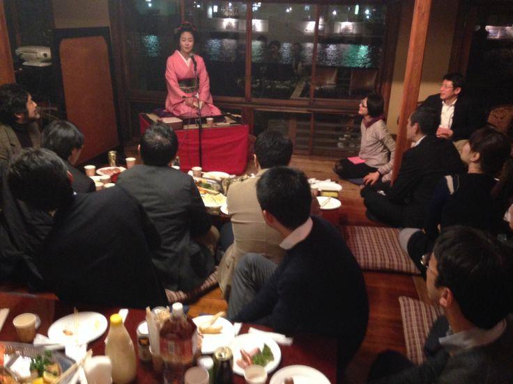 A night at Asakusa.