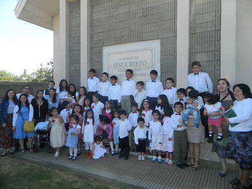 Foto: Sacramental Primaria 2013 - Barrio Cruz del Sur