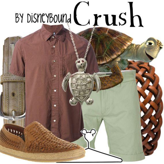 Disney Bound - Crush