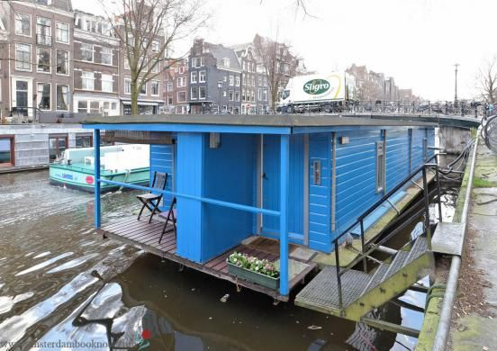 Houseboat Bed & Breakfast - A304 à Amsterdam, Noord-Holland