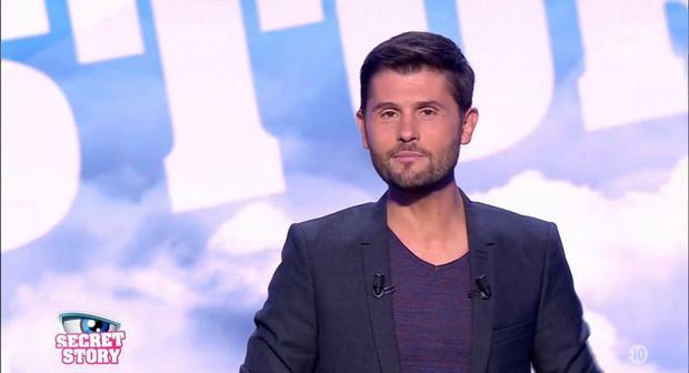 Christophe Beaugrand: cambriolé à quelques minutes de prendre lantenne