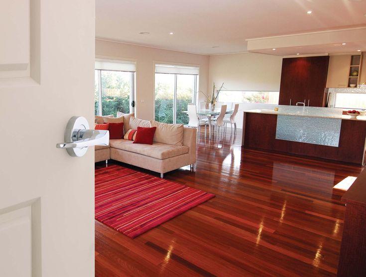 Jarrah Flooring - Love the color. http://www.mbsales.com.au